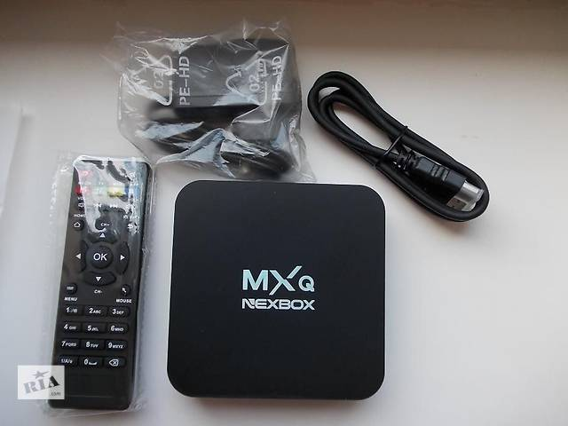бу Android TV Smart NEXBOX MXQ Amlogic S805 1/8GB Медиаплеер  в Киеве