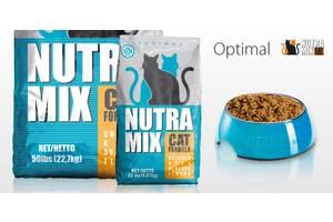 Сухой корм для кошек Nutra Mix