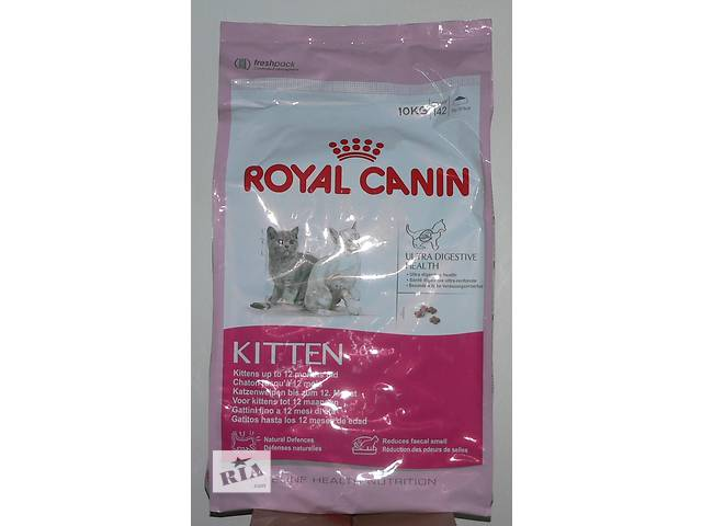 Корм royal canin fit 32 10