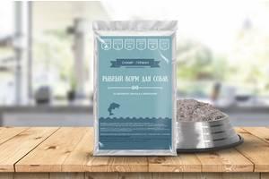 Заморожений фарш для собак