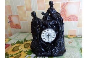 Старовинні камінні годинники