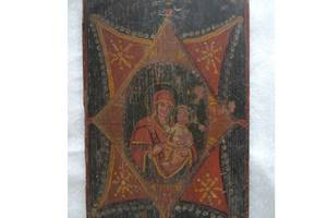 Старинные иконы на дереве