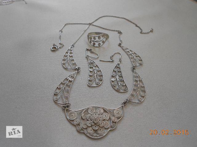 купить бу Антикварные изделия Изделия антикварные из серебра отличное в Одессе