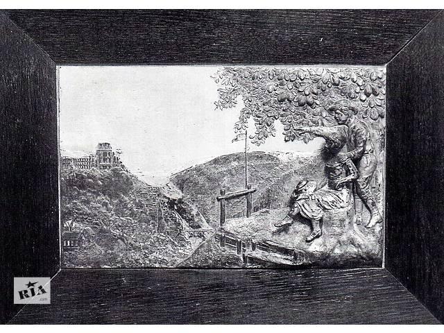 купить бу Антикварный горельеф ХІХ век  в Киеве