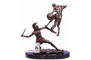 антиквариат скульптура статуэтка бронза