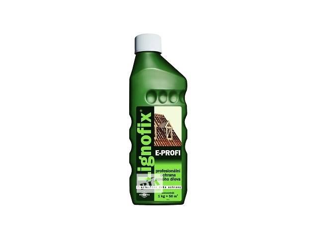 бу Эффективная защита для новой древесины – пропитка Lignofix E-Profi в Львове