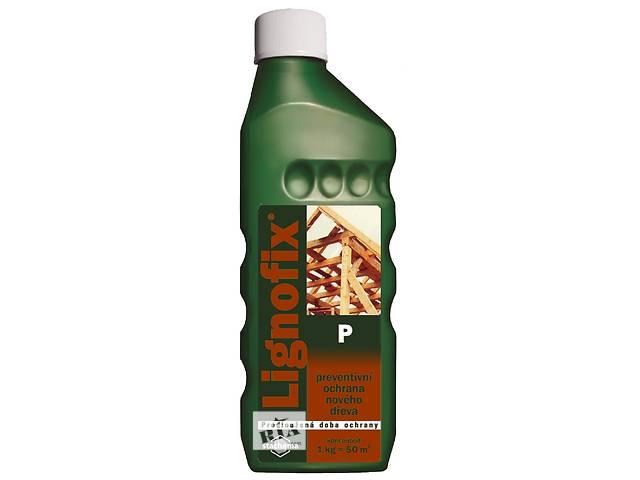 купить бу Профессиональная защита древесины кровельных конструкций пропитка Lignofix Р. в Львове