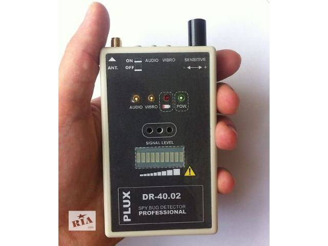 продам Антижучок, профессиональный детектор поля DR-40.02 бу в Ивано-Франковске
