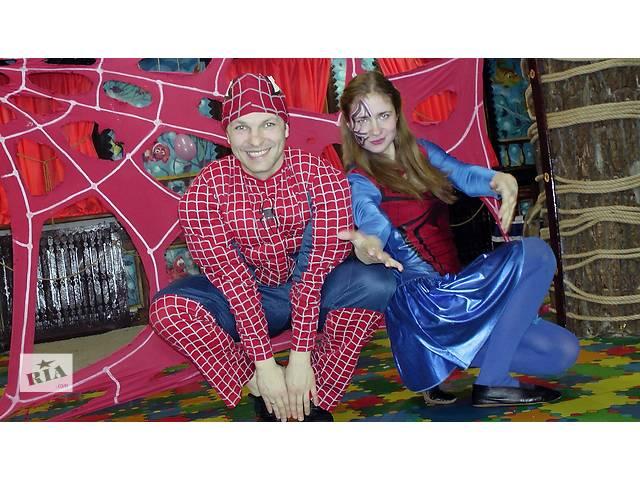 бу Аниматоры Человек-паук в Харькове