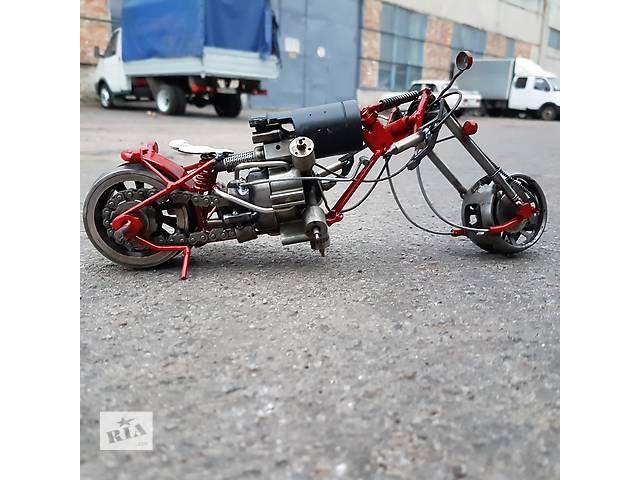 бу  апокалепсические мотоцыклы в Сумах