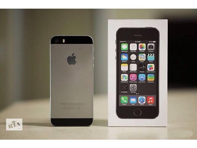 """купить бу Apple (Айфон) IPhone 5S 4"""" 16Gb! MTK6589! 2Gb-ОЗУ!   Реплика не отлечить от оригинала! Хит продаж без предоплат в Харькове"""