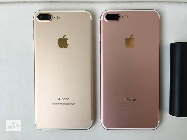 """Apple (АЙфон) Iphone 7 Plus 5.5"""" 4G! 32Gb! 6-Ядер! Корея! Оплата После Проверки Товара! Получи в Подарок Power Bank!- объявление о продаже  в Одессе"""