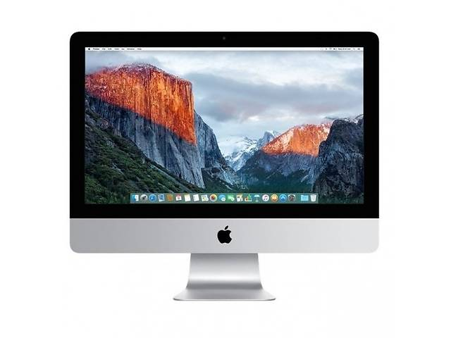 """продам Apple iMac 21.5"""" (MK442) 1ТБ 2015 Новый с гарантией 1 год, покупка в сертифицированом магазине есть наложенный бу в Киеве"""