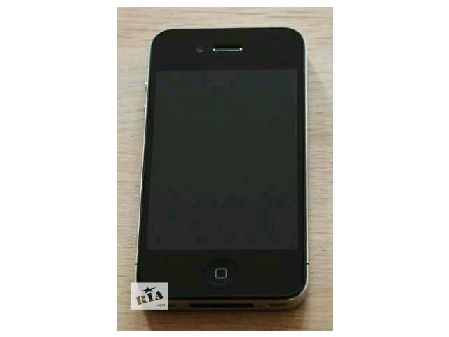 бу Apple iPhone 4 16Gb Neverlock в Киеве