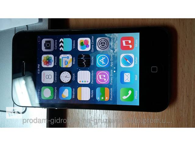 бу Apple iPhone 4 8Gb CDMA в Житомире