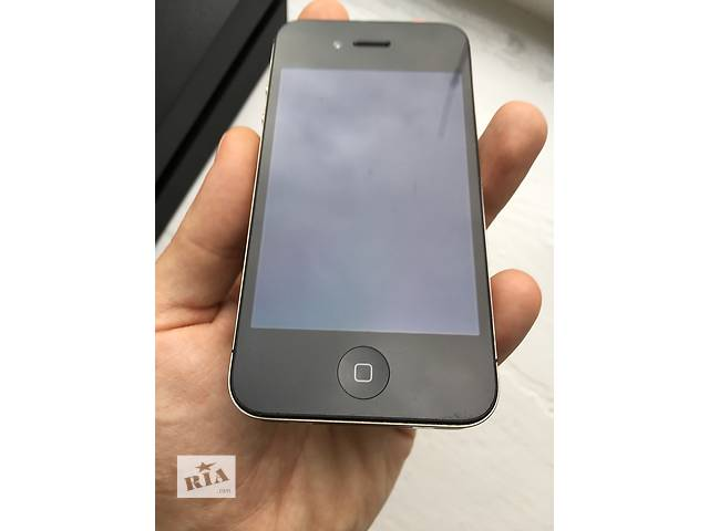 бу Apple iPhone 4s 16gb Black NeverLock!! (7317) в Нежине