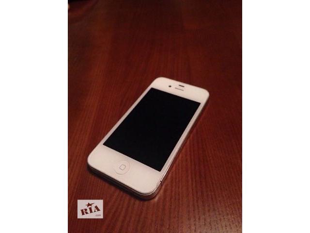 продам Apple iPhone 4S 8GB Neverlock бу в Киеве