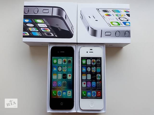 Apple iPhone 4s Neverlock 16 gb Новый!- объявление о продаже  в Хмельницком