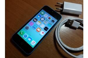 б/у Имиджевые мобильные телефоны Apple Apple iPhone 5C