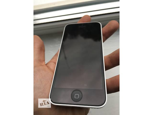 бу Apple iphone 5c 16gb white neverlock!! отличный!! в Нежине