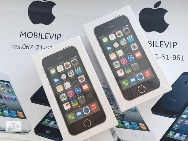 купить бу Apple iPhone 5S 16Gb (Новые)  в Мариуполе
