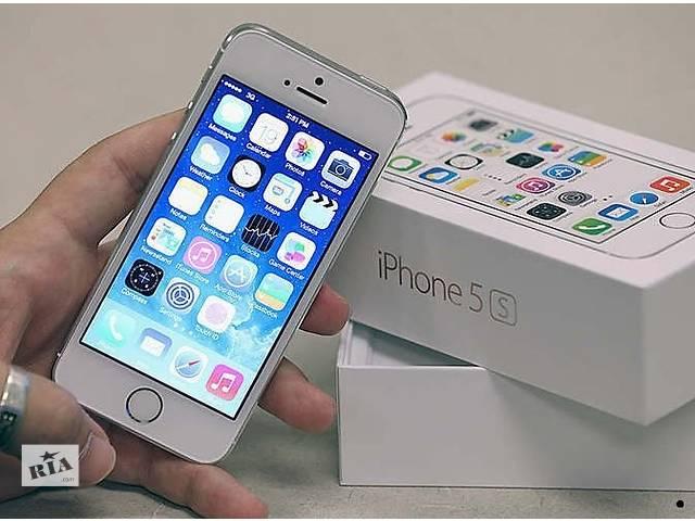 "Apple Iphone 5S VIP КОПИЯ АЙФОН! 4"" 8Gb! FM! WIFI! GPRS! JAVA! ОТПРАВКА БЕЗ ПРЕДОПЛАТ! ЗВОНИ СЕЙЧАС!- объявление о продаже  в Киеве"