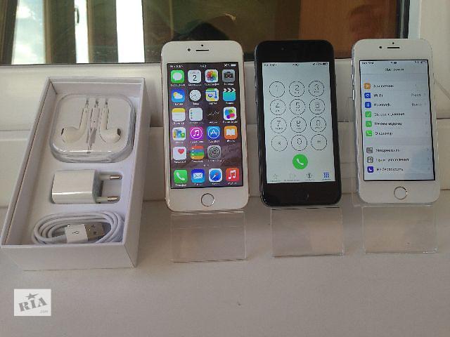 купить бу Apple iPhone 6 16Gb, 3G - 4 ядра процессор! В Наличии! Оплата При Получении! в Одессе