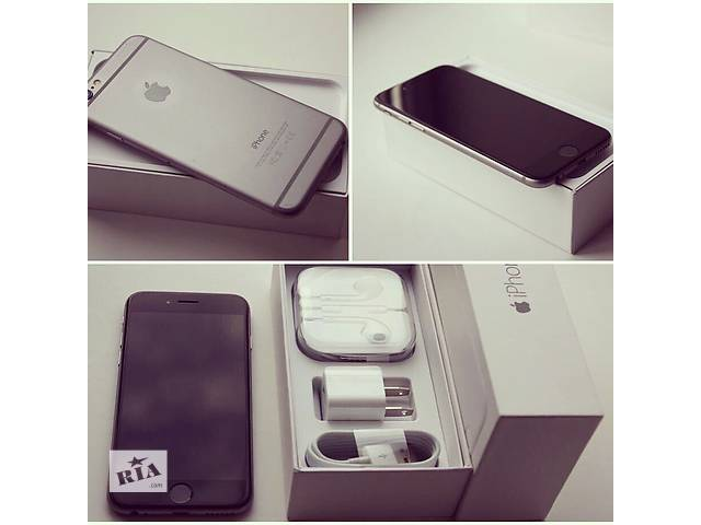 бу Apple iPhone 6 New в Киеве
