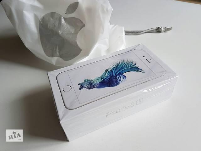 купить бу Apple iPhone 6s 64GB (Silver) в Киеве