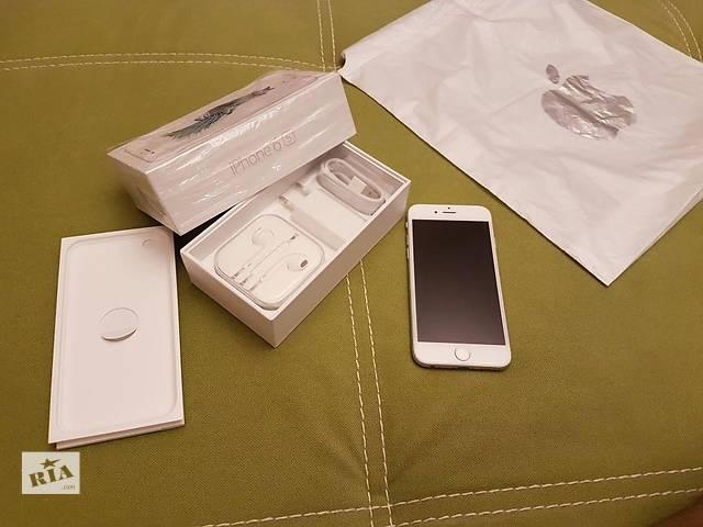 продам Apple iPhone 6s 64GB (Silver) бу в Киеве