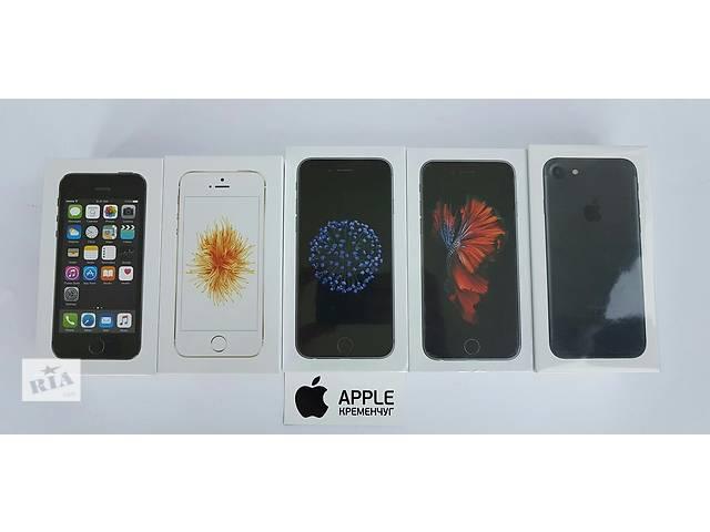 купить бу Apple iPhone 7 new neverlock No activate в Кременчуге