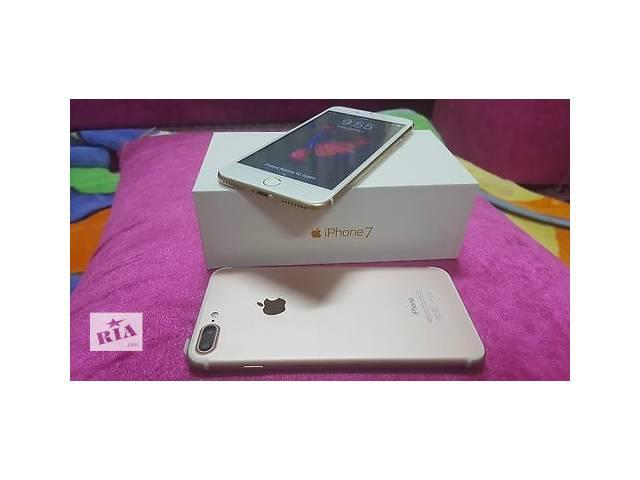 купить бу Apple iPhone 7 Plus 4G Phone (256GB, Silver) в Гуляйполе