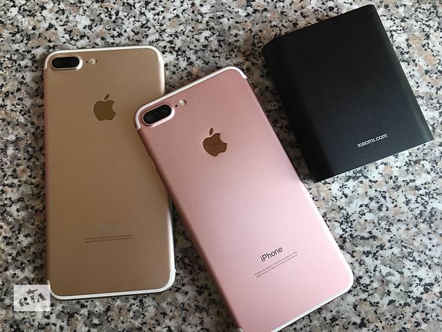 """Apple iPhone 7 Plus 5.5"""" 4G! GPS! 32gb! 12mp! Копия. Новый товар! Высокое качество! Без Предоплат! ЗВОНИ И ПОЛУЧИ ПОДАРОК!- объявление о продаже  в Киеве"""