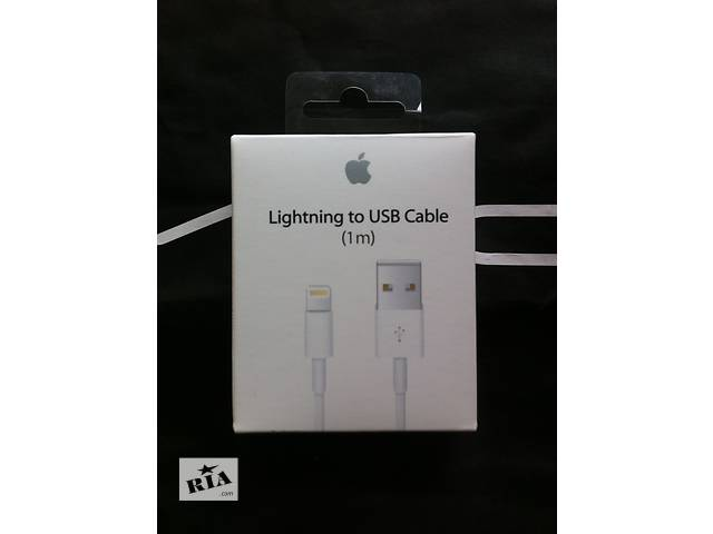бу Apple Lightning кабель для iPhone, iPad, iPod 100% original 250 грн АКЦИЯ! в Киеве