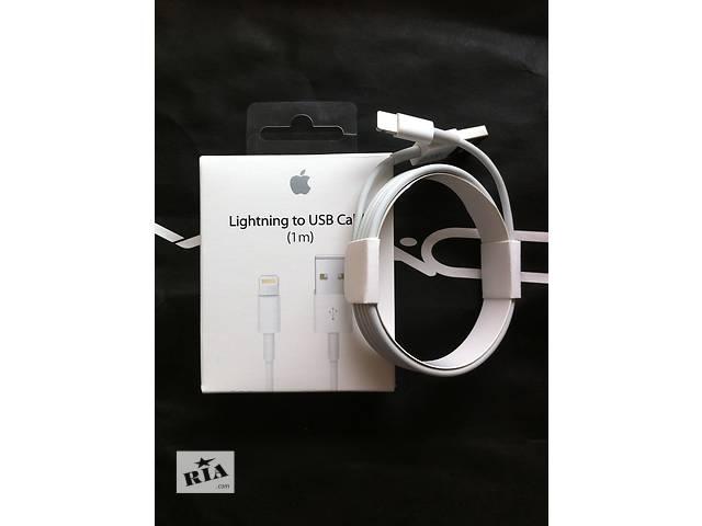 бу Apple Lightning кабель для iPhone, iPad, iPod 100% original USB. в Киеве