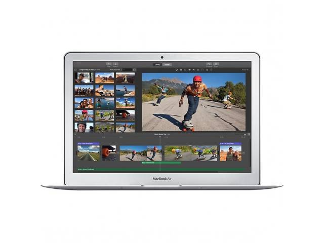 """купить бу Apple MacBook Air 13"""" (MJVE2) 128Гб 2015 новый гарантия 1 год от магазина доставка есть наложенный в Киеве"""