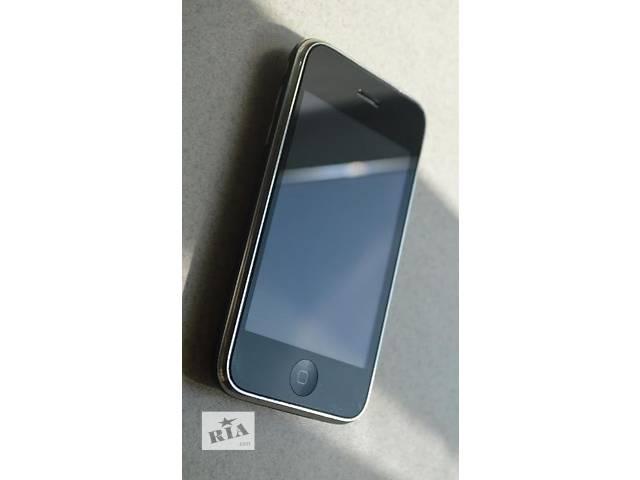 бу Apple iPhone 3Gs 32GB Black в Киеве