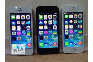 Apple Iphone 5S (8Gb),8 Мп,2 ГбОЗУ,RETINA,MTK 6589! Доставка 1-3 дня!