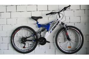 Новые Велосипеды-двухподвесы Ardis