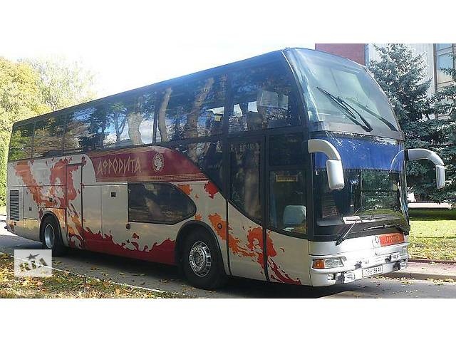 """бу Аренда автобусов """"Мерседес"""" для пассажирских перевозок в Чернигове"""
