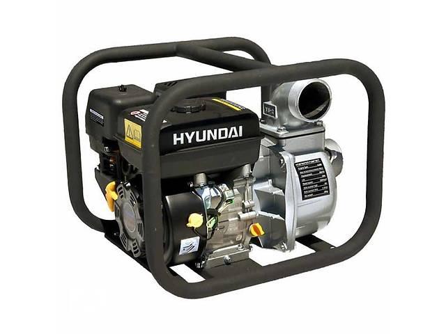 Аренда мотопомпы Hyundai HY80.(1000л./мин.)- объявление о продаже  в Киеве