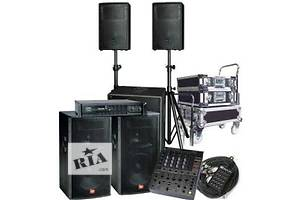 Музыкальные оборудования