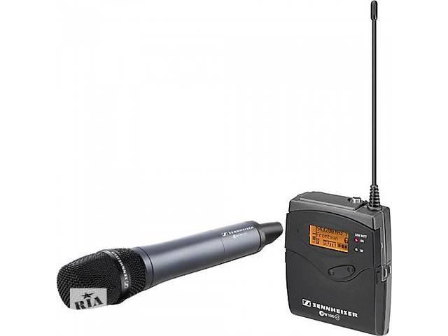 Аренда (прокат) Профессиональный беспроводной репортерский радиомикрофон на базе Sennheiser ew 100 G3- объявление о продаже  в Киеве