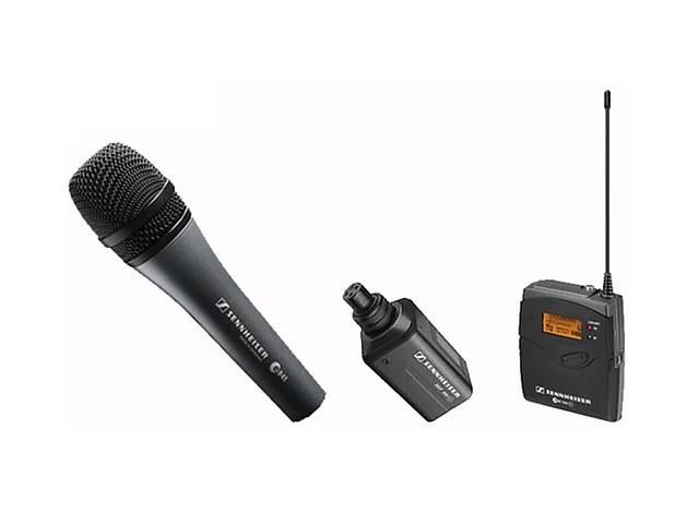 Аренда (прокат) Профессиональный беспроводной репортерский радиомикрофон Sennheiser E 845-S- объявление о продаже  в Киеве