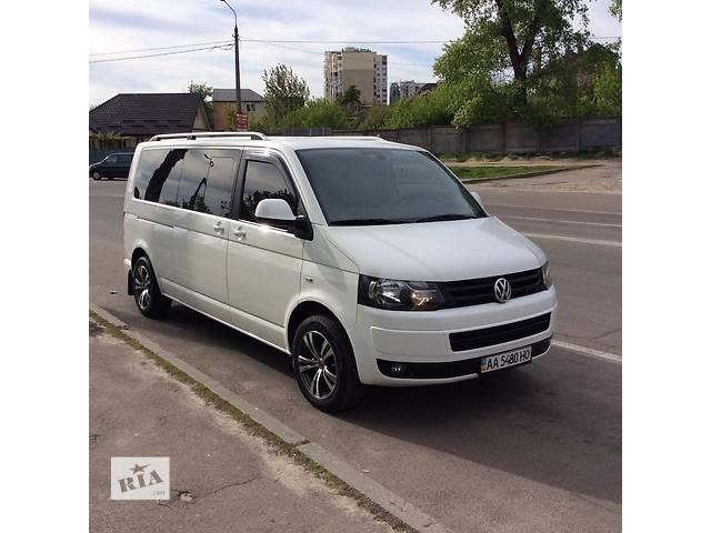Аренда минивэна с водителем- объявление о продаже   в Украине