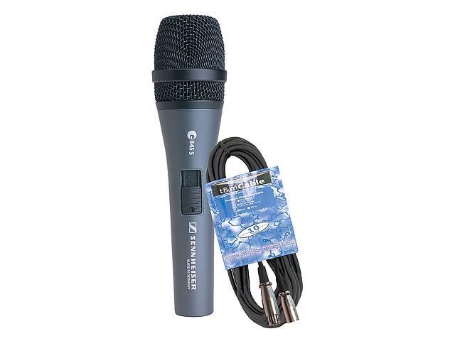 Аренда (прокат) Профессиональный микрофон Sennheiser E 845-S- объявление о продаже  в Киеве