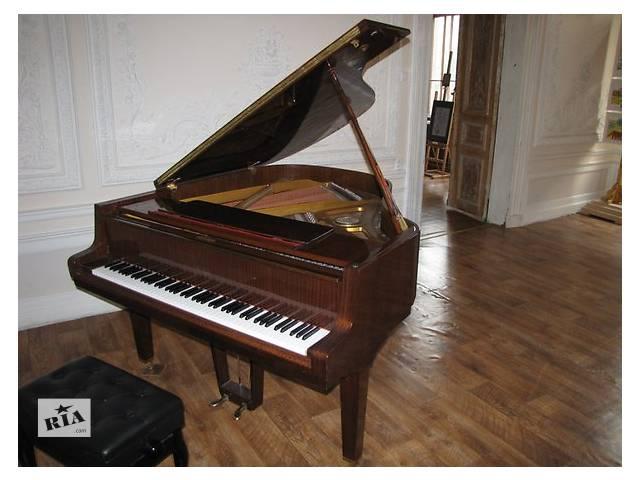 продам Аренда, прокат роялей. Рояль белый, коричневый, черный бу в Киеве