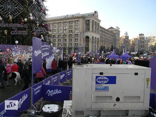 продам Аренда и прокат дизельного генератора 44 кВа/35,2кВт бу  в Украине