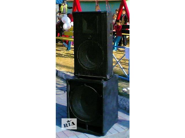 бу Аренда звукоусилительной и световой аппаратуры. в Житомире