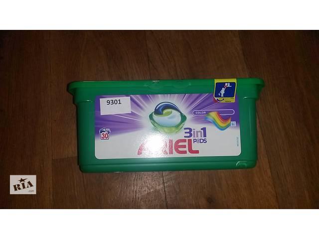 ARIEL 3-в-1 Color&Style капсулы для стирки, 30 шт.- объявление о продаже  в Мариуполе (Донецкой обл.)